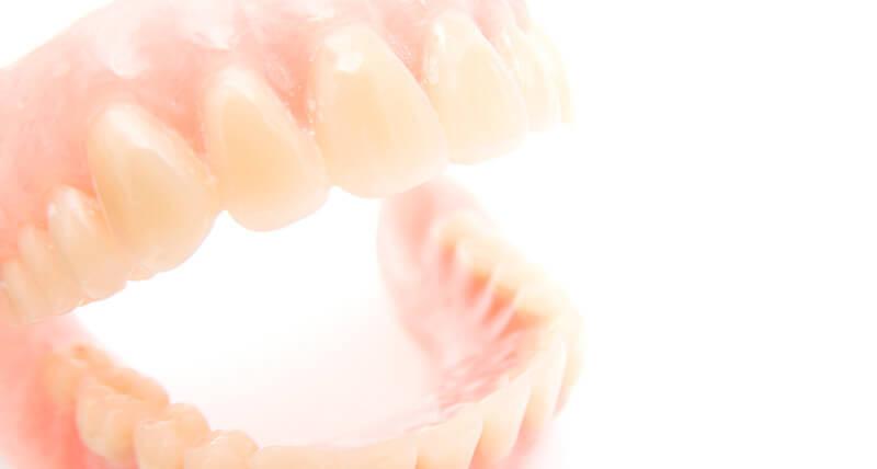入れ歯をしたい